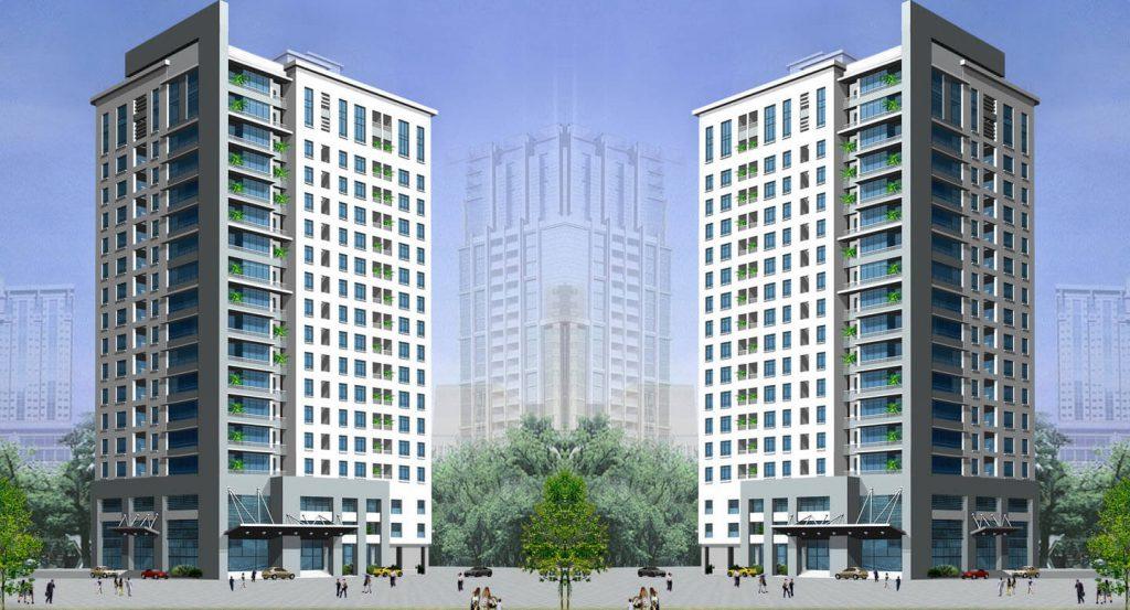dự án chung cư dream centre home